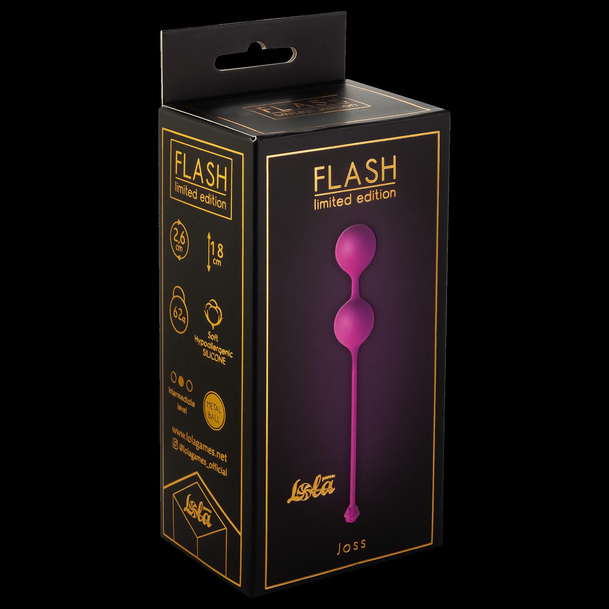 Вагинальные шарики Flash Joss 9004-01Lola