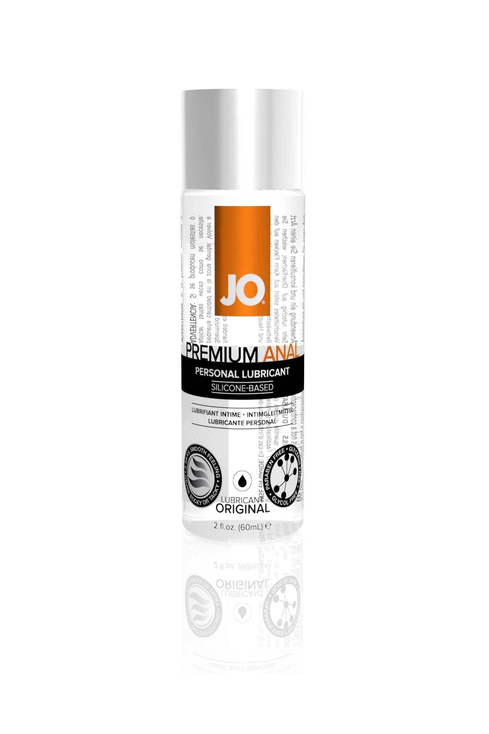 Aнальный лубрикант на силиконовой основе JO Premium Anal 60 мл