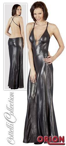 L-Платье черное