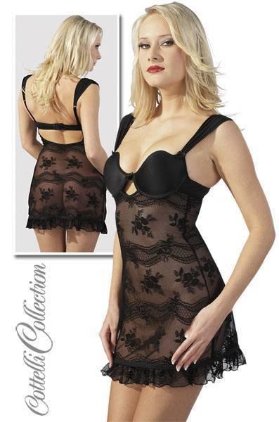 L-Платье черное 85 В