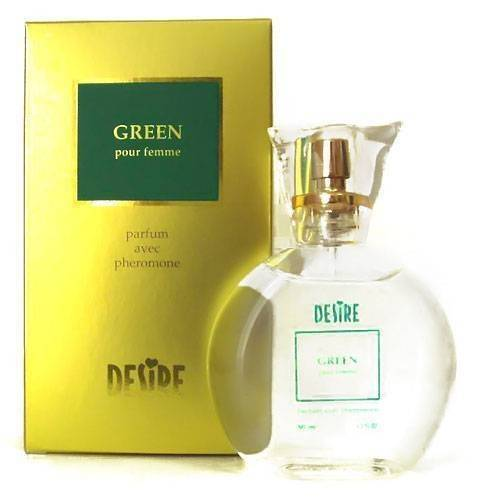 Desire Green - DKNY Be Delicious - 50мл жен.