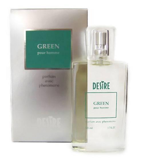 Desire Green - Lacoste Essential - 50мл муж.