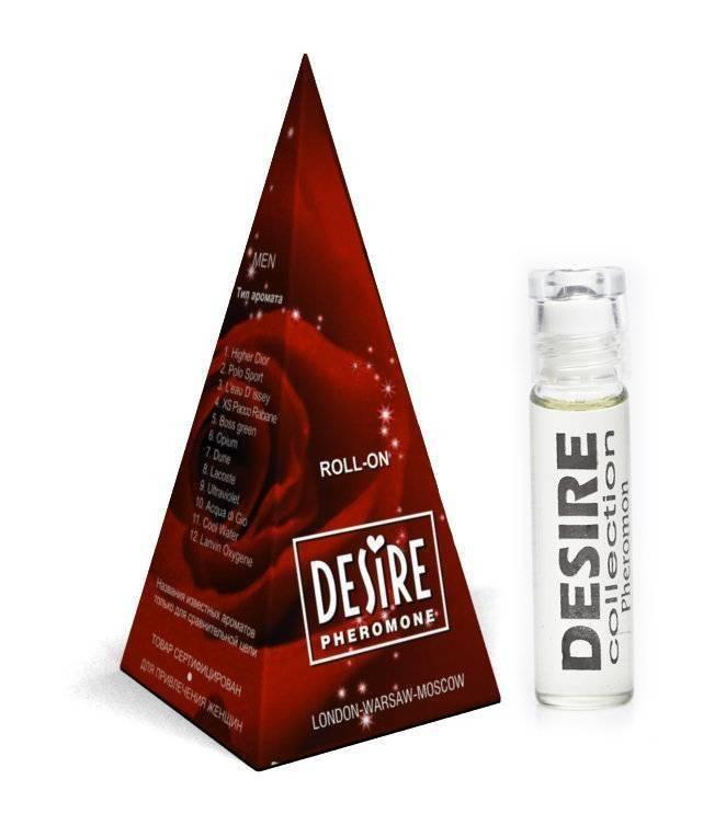 Desire №11 Cool Water пирам. муж.
