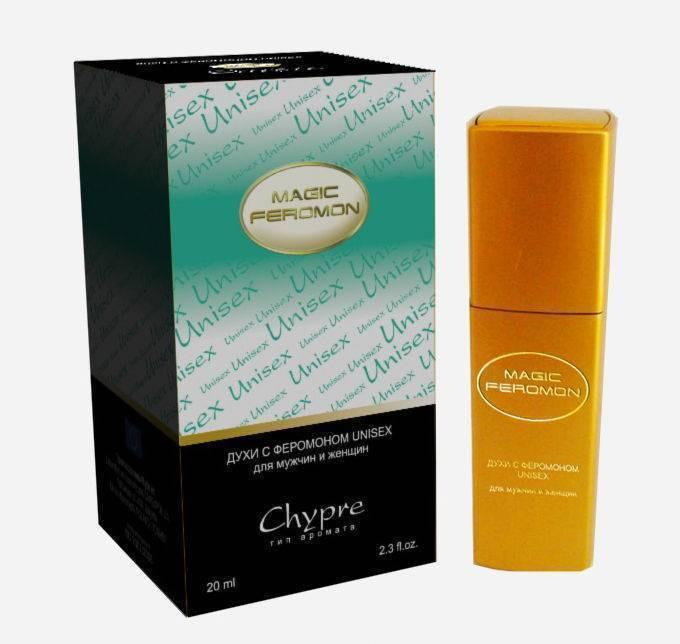 Desire Unisex Духи с феромоном Chypre 20мл,