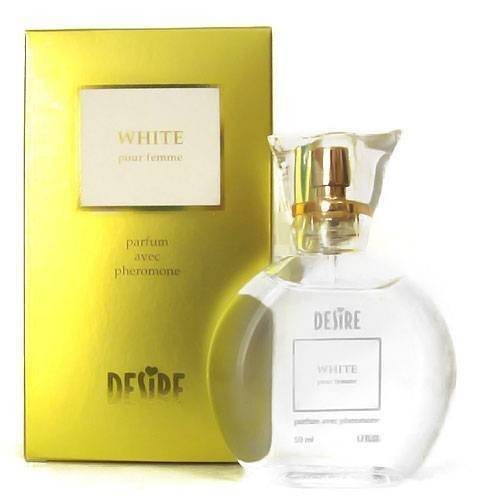 Desire White - Lacoster pour femme - 50мл жен.