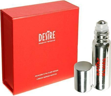 Desire концентрат феромонов б/запаха 10 мл жен