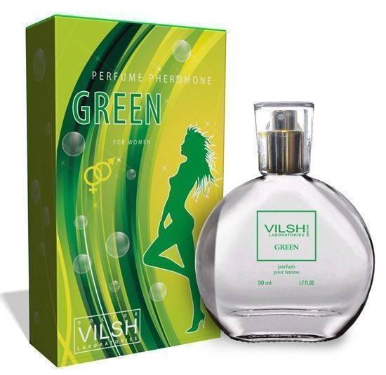 Dr.Vilsh Green (DKNY Be delicious) 50мл. жен.