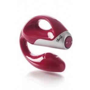 WE-Vibe THRILL Электровибромассажер Ruby-Красный
