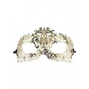 Маска Forrest Queen Masquerade Gold SH-OU130GLD Золотистый Shotsmedia
