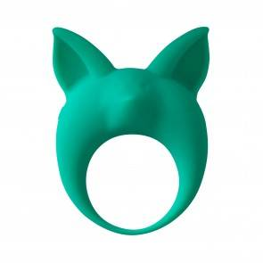 Эрекционное Кольцо Mimi Animals Kitten Kyle Green 7000-01lola Зеленый Lola Games MiMi Animals