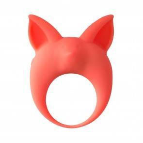 Эрекционное Кольцо Mimi Animals Kitten Kyle Orange 7000-21lola Оранжевый Lola Games MiMi Animals