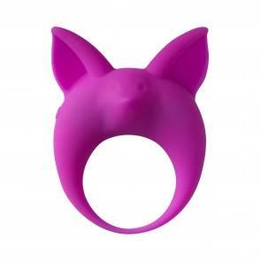 Эрекционное Кольцо Mimi Animals Kitten Kyle Purple 7000-11lola Фиолетовый Lola Games MiMi Animals