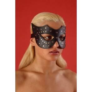 Очки-маска черная