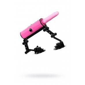 Секс-машина Pink-Punk, MotorLovers, ABS, розовый, 36 см
