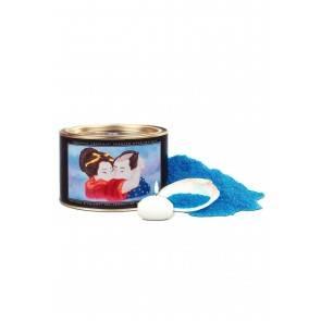 Соль Мёртвого моря для ванны Shunga Oriental Crystals «Афродизия» с лечебным эффектом, в комплекте с