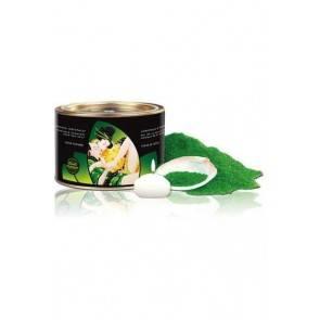 Соль Мёртвого моря для ванны Shunga Oriental Crystals «Цветок лотоса» с лечебным эффектом, в комплек
