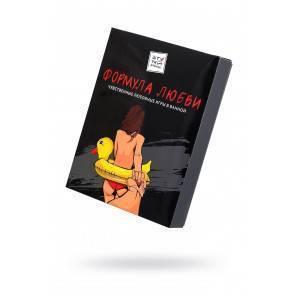 Гель для ванны Штучки-Дрючки «Формула любви», розовый, 600 г