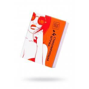 Насадка стимулирующая Штучки-Дрючки с усиками №4, 19 см