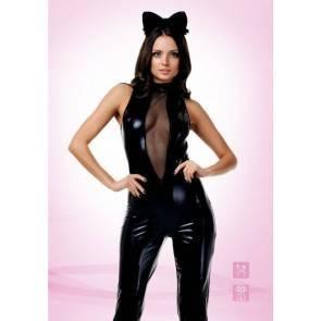 Эротический костюм Le Frivole Черная кошка 02802 SM