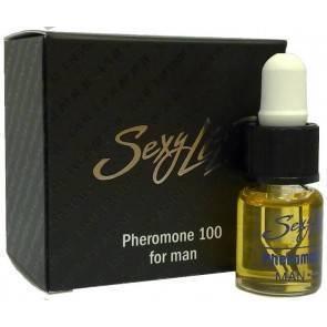 Феромон Sexy Life концентрат 100% мужские, 5 мл