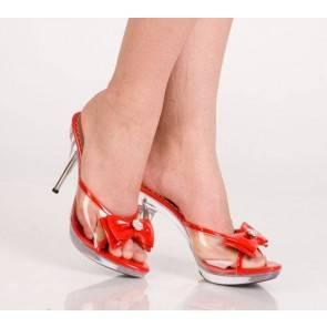 Туфли красные 38р.