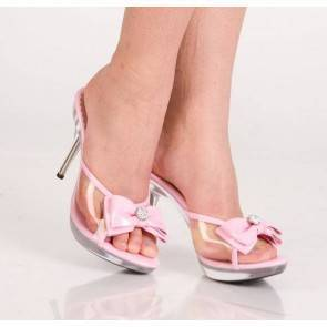 Туфли розовые 36р.