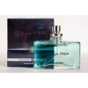 Парфюмерная вода ''Natural Instinct'' муж ''De La Mer'' 100 мл мятая упаковка!!
