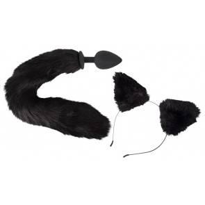 Bad Kitty Набор для игр Pet Play Plug & Ears