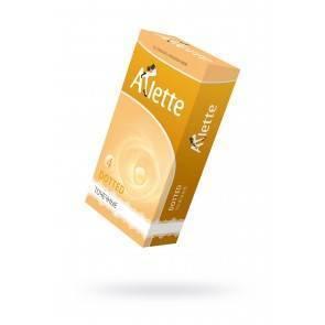Презервативы ''Arlette'' №12, Dotted Точечные 12 шт. Прозрачный Arlette
