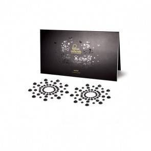 Bijoux Indiscrets Украшение на грудь MIMI - BLACK