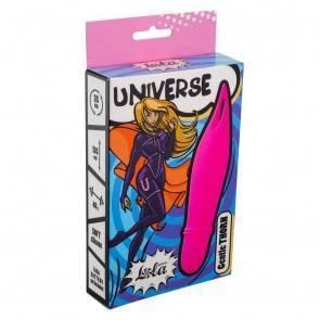 Мини-вибратор Universe Gentle Thorn pink 9502-03lola
