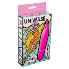 Мини-вибратор Universe Teasing Ears pink 9503-03lola Розовый Lola Games Universe