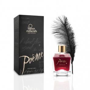 Bijoux Indiscrets Краска для тела Poеme - Sweetheart Cherry, 50г