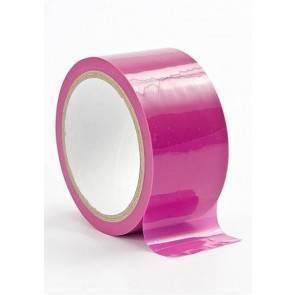 Лента для бондажа Bondage Tape Pink SH-OUBT001PNK