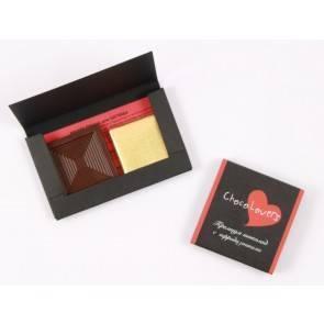 Шоколад с афродизиаками ChocoLovers 20г 2047