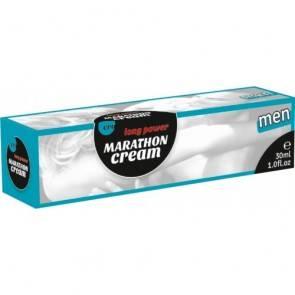 Стимулирующий крем для мужчин Penis Marathon-Long Power Cream 30мл 77202 HOT Production