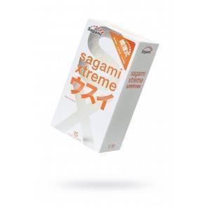 Презервативы латексные Sagami Xtreme 0.04mm №15