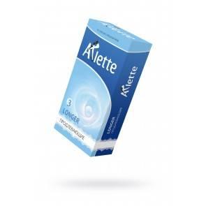 Презервативы ''Arlette'' №12, Longer Продлевающие 12 шт.