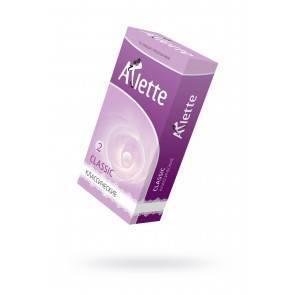 Презервативы ''Arlette'' №12, Classic Классические 12 шт.