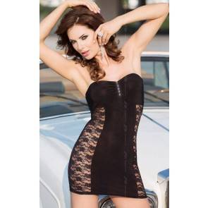 Платье SoftLine Collection Berenice, чёрное, S