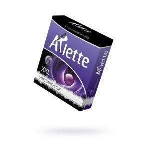 Презервативы ''Arlette'' №3, XXL Увеличенные 3 шт.