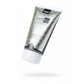 Массажный гель INTT RU Silver с фруктовым ароматом, 150 мл