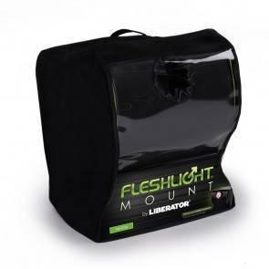 Liberator Retail Fleshlight Top Dog Подушка для любви, черная кожа