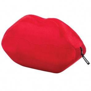 Liberator KISS WEDGE Подушка для любви, красная микрофибра