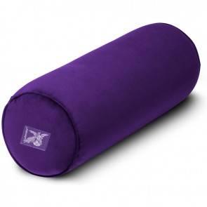 Liberator RETAIL RETAIL WHIRL Подушка для любви большая, фиолетовый вельвет