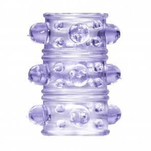 Насадка на пенис Rings Armour purple 0115-12Lola