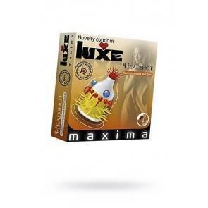 Презервативы Luxe Maxima Контрольный выстрел №1