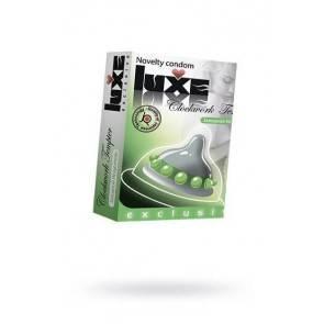 Презервативы Luxe ExclusiveЗаводной искуситель №1. 1 шт.