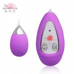 Виброяичко Xtreme-10F Egg (B) purple 11602purHW
