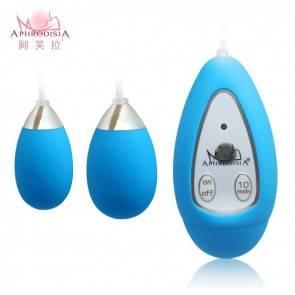Виброяичко Xtreme-10F Egg (D) blue 11603blueHW